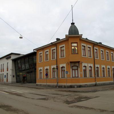 Pohjalainens redaktionshus i Vasa.