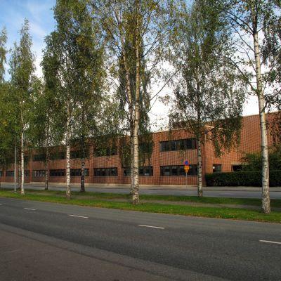 Vasa Övningsskolas högstadium, Vasa.