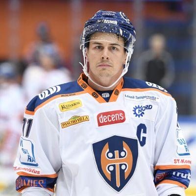 Kristian Kuusela i Tappara.