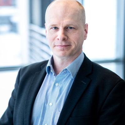 Ylöjärven kaupunginjohtajaksi valittiin Pauli Piiparinen 24.5.2021.