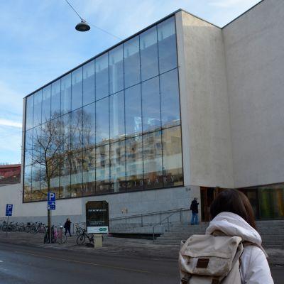 Åbo huvudbibliotek.