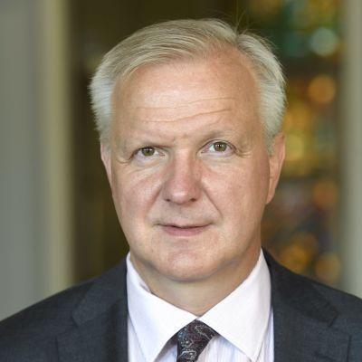 Olli Rehn.