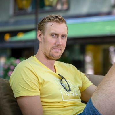 Marko Anttila, jääkiekkoilija