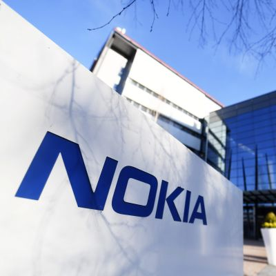 Nokias huvudkontor i Esbo.