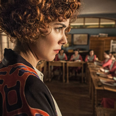 Teresa (Patricia López Arnaiz) sarjassa La otra mirada - Toinen katse