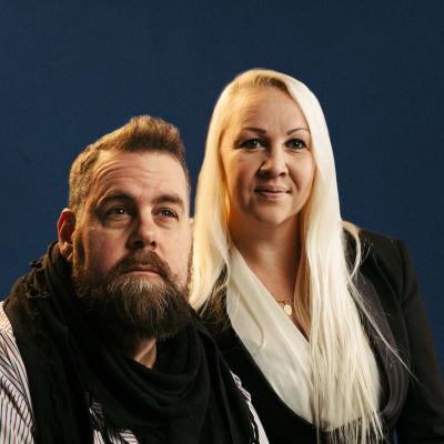 Stan Saanila och Satu Söderström