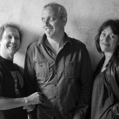 Ranskalainen Corneloup-trio.