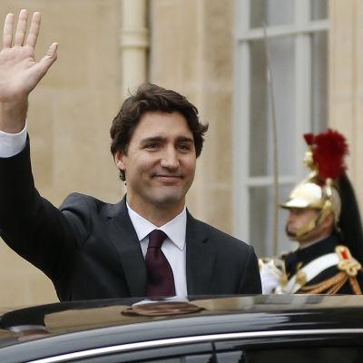 Justin Trudeau, Kanadas premiärminister