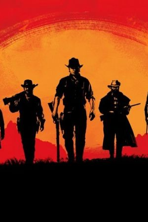 Bild på Playstation-spelet Red Dead Redemption 2