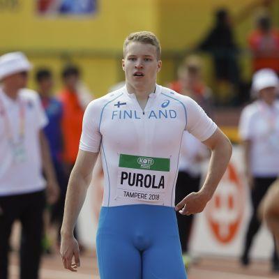 Samuel Purola i JVM