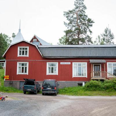 Gammelboden i Barösund
