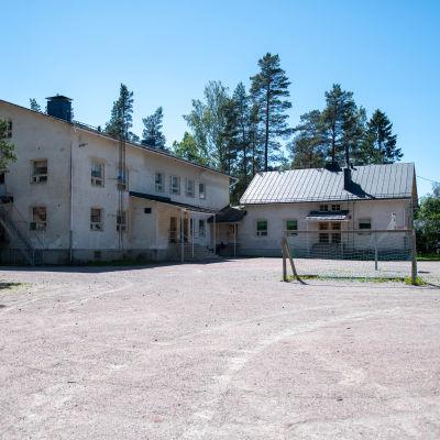 Svartå skolgård
