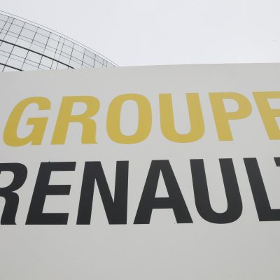 Reanualts huvudkontor i Boulogne-Billancourt utanför Paris