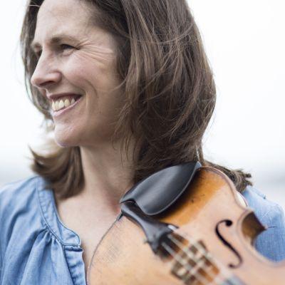 Musiikkijuhlien taiteellisen johtaja Cecilia Zilliacus