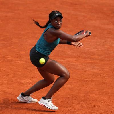 Sloane Stephens är klar för semifinal i Paris.