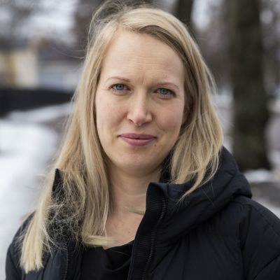 Ihmiskaupan vastaisen työn koordinaattori Venla Roth, Oikeusministeriö.