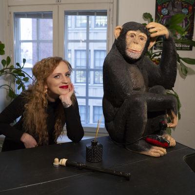 Elisa Tiilikainen / Muusikko Ellips / Helsinki 10.01.2019