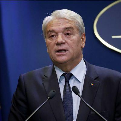 Rumäniens inrikesminister Nicolae Moga