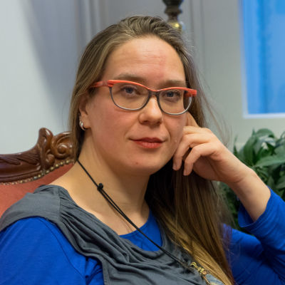 Nana Blomqvist hörde till gisslan under gisslandramat i Borgå 2002