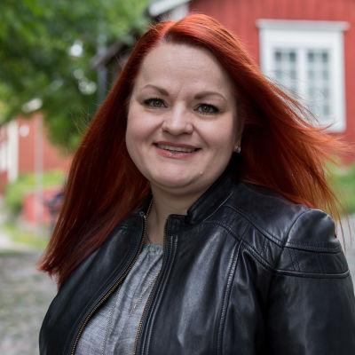 Millariikka Rytkönen Porvoossa