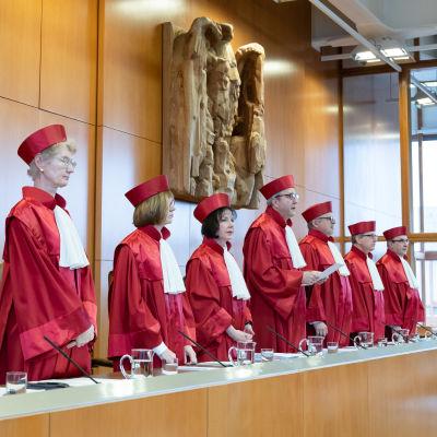Författningsdomstolen i Tyskland