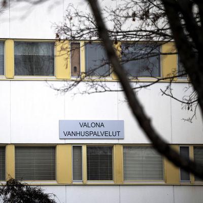 Valonan asumispalveluyksikkö Pieksämäellä.