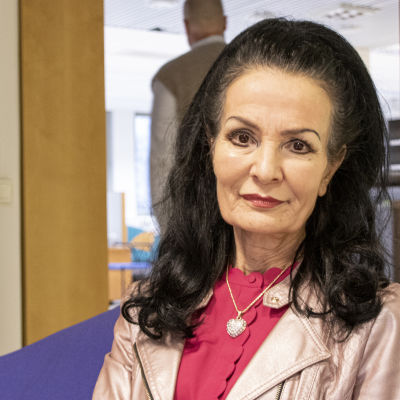 Eksoten hallituksen puheenjohtaja Marja-Liisa Vesterinen.
