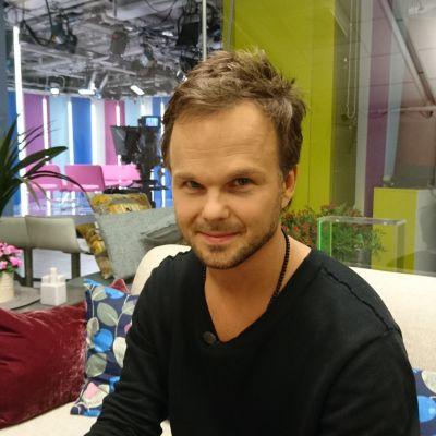 Muusikko Lauri Ylönen