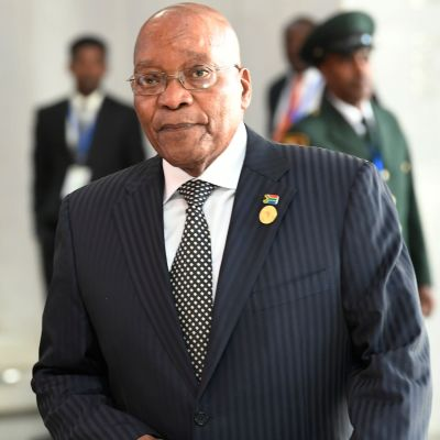 Jacob Zuma 29.1.2018.