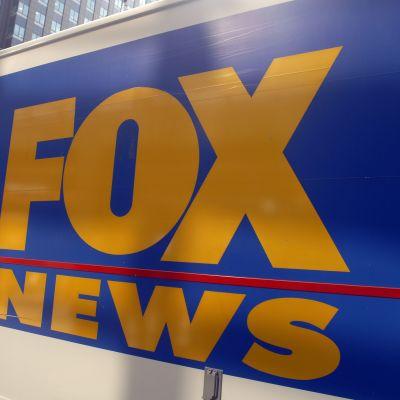 Fox Newsin uutiskuvausauto.