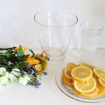 Pikku Kakkonen: Sitruuna-asetelma