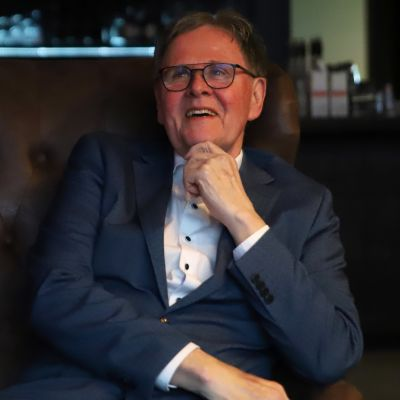 Heikki Salmela, Hesburger hallituksen puheenjohtaja.