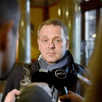 Jan Vapaavuori 28.5.2019.