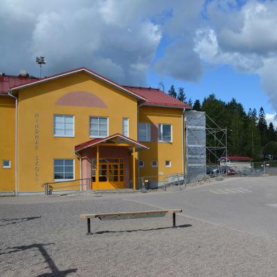 Hindhår skolcenter i Borgå