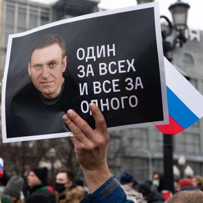 Photo of Navalny