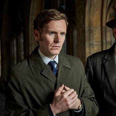 Shaun Evans ja Roger Allam ovat päärooleissa Nuoren Morsen 7. kaudella.