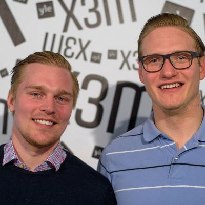 Richard Roos och Alexander West