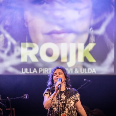 Ulla Pirttijärvi & Ulda Ijahis ijas 2016