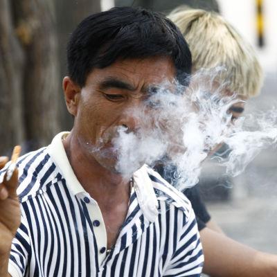 Kinesisk rökare.
