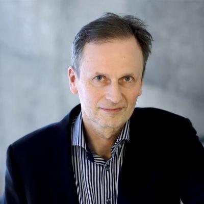 Professor i straffrätt Kimmo Nuotio