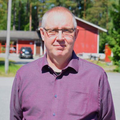 Fiblon Oy toimitusjohtaja Pekka Ekberg.