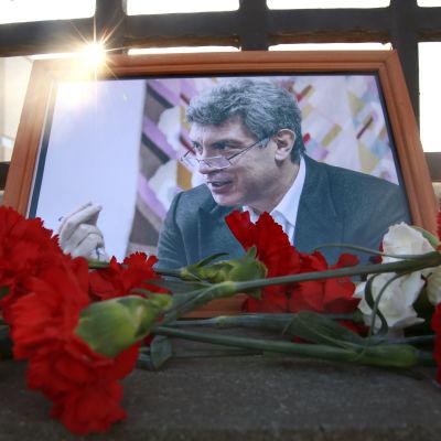 Boris Nemtsvo mördades för ett år sedan.