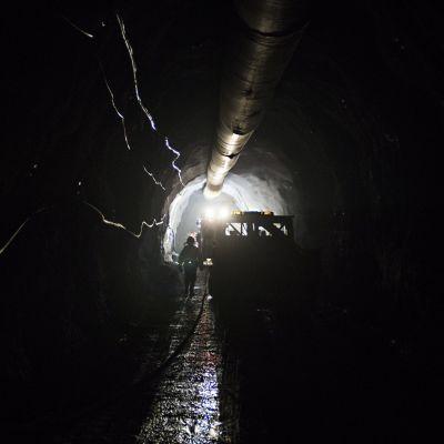 Dragon Mining Oy:n omistama Jokisivun kultakaivos Jokisivulla Huittisissa