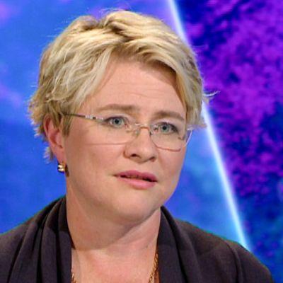 Fennovoiman projektijohtaja Minna Forsström