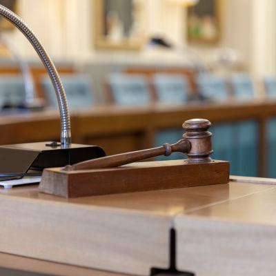 Korkein hallinto-oikeus Fabianinkatu 15, Helsinki