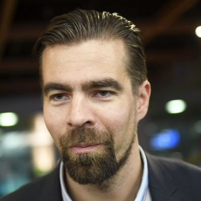 Jussi Ahokas.