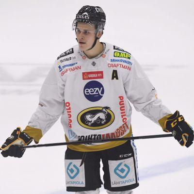Jesse Puljujärvi stod för matchens två sista mål.