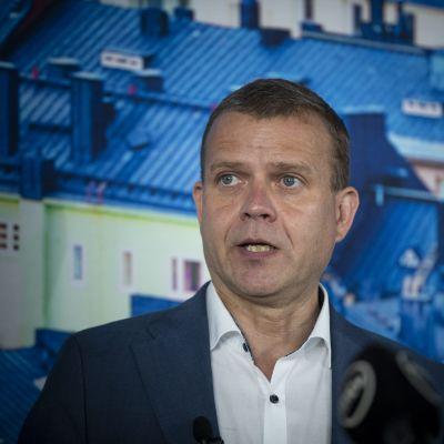 Petteri Orpo.