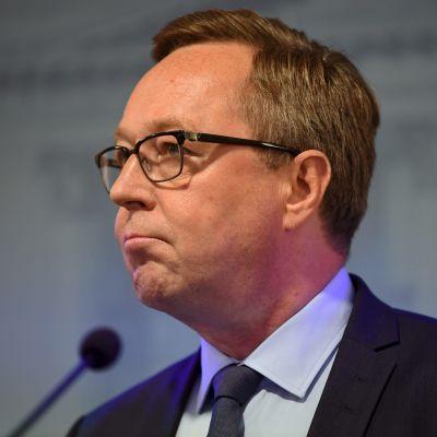 Finansminister Mika Lintilä (C).