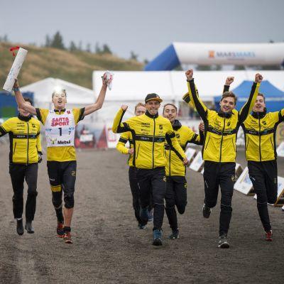 Stora Tuna vinner Jukola.